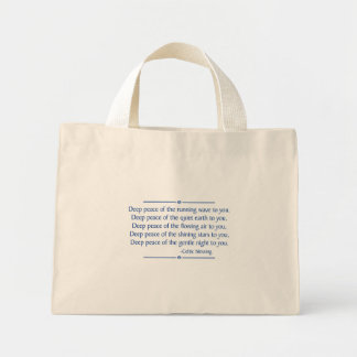 Deep Peace Bag