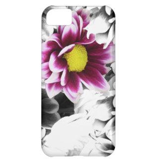 Deep Pink Dahlia iPhone 5C Cover