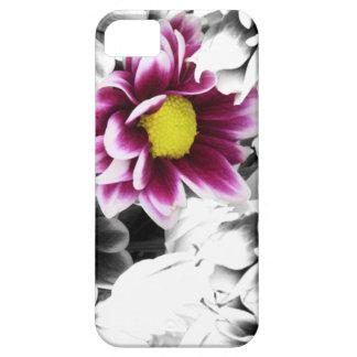 Deep Pink Dahlia iPhone SE/5/5s Case