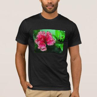 Deep pink hibiscus T-Shirt