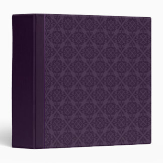 Deep Plum Binder/Album Binder