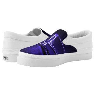 Deep Purple Bridge Z slipons Slip-On Sneakers