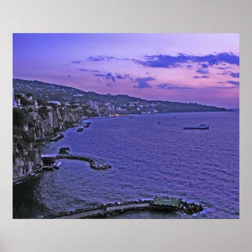 ¡Deep Purple en Sorrento! Impresiones
