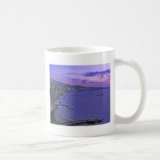 Deep Purple In Sorrento! Classic White Coffee Mug