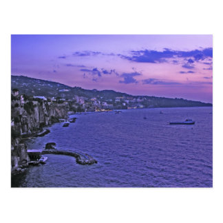 Deep Purple In Sorrento! Postcards