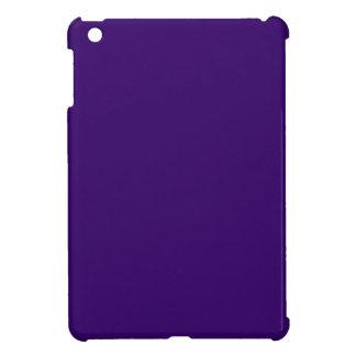 Deep Purple iPad Mini Hard Case Cover For The iPad Mini