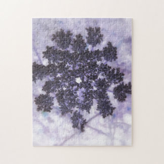Deep Purple Lilacs Jigsaw Puzzle