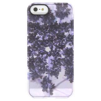 Deep Purple Lilacs Permafrost iPhone SE/5/5s Case
