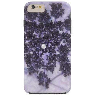 Deep Purple Lilacs Tough iPhone 6 Plus Case