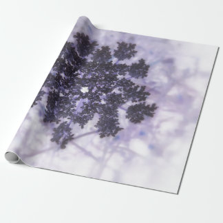 Deep Purple Lilacs Wrapping Paper