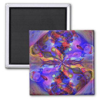 Deep Purple Fridge Magnet