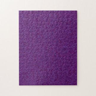 Deep Purple Sparkly Bits Puzzle