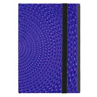 Deep Purple Swirl Case For iPad Mini