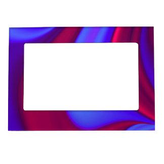 Deep Purple Swirl Magnetic Frame