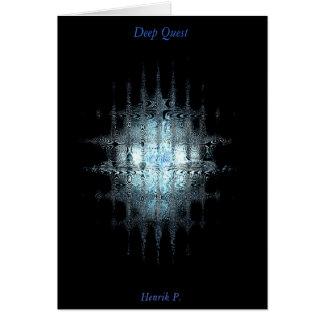 Deep Quest Card