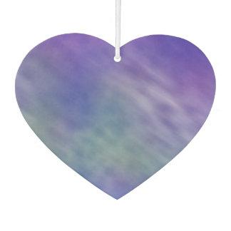 Deep Rainbow Colored Sky Background Air Freshener