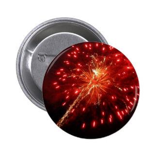 Deep Red Buttons