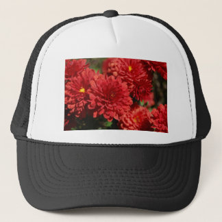 Deep Red Serenity Trucker Hat