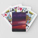 Deep rich colored sunset.jpg bicycle card decks