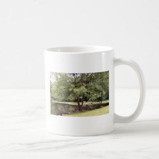 Deep River Serenity Classic White Coffee Mug