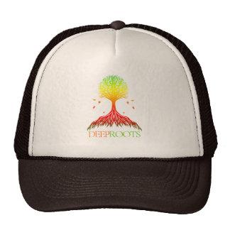 Deep Roots Trucker Hat