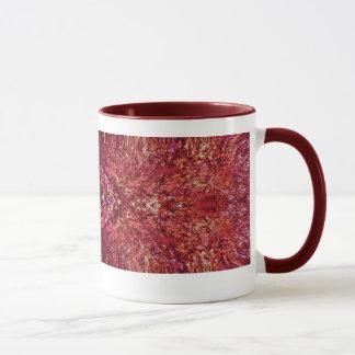 Deep Rose Coffee Cup