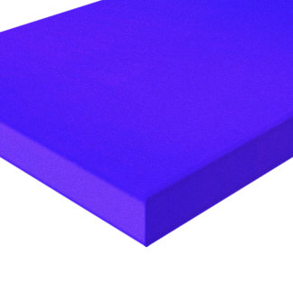 DEEP ROYAL BLUE SOLID COLORS 211 BACKGROUNDS WALLP CANVAS PRINT