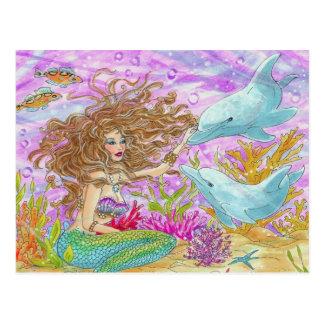 Deep Sea Buddy Postcard