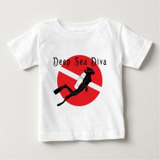 Deep Sea Diva Baby T-shirt