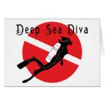 Deep Sea Diva Card