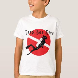 Deep Sea Diva Girl's T-Shirt