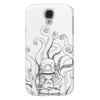 Deep Sea Diver Galaxy S4 Covers