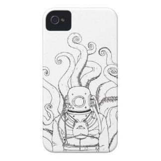 Deep Sea Diver Iphone 4 Case