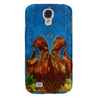 Deep Sea Exotic Flora Fauna - Graphic Imagination Samsung Galaxy S4 Covers