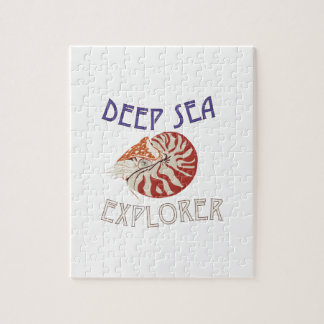 Deep Sea Explorer Jigsaw Puzzles