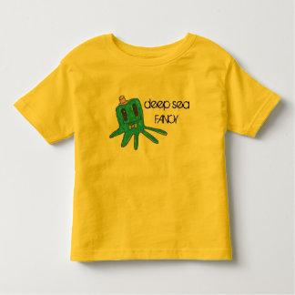 deep sea fancy toddler t-shirt