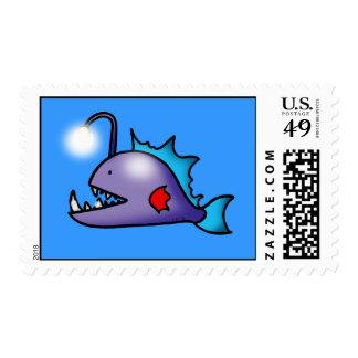 deep sea fish postage