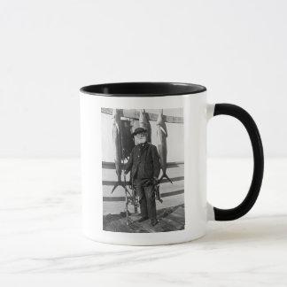 Deep Sea Fisherman, 1912 Mug