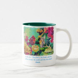 Deep Sea Fishes Mug