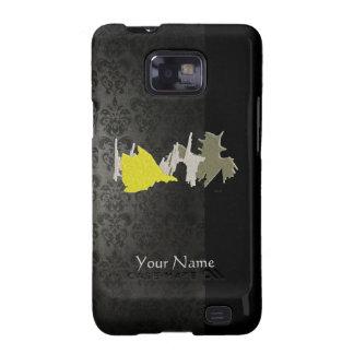 Deep Sea Fishes Samsung Galaxy S Case