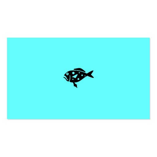 Deep Sea Fishing Charters_Hungry Grouper Business Card