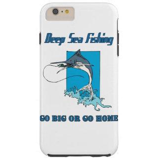 Deep Sea Fishing Tough iPhone 6 Plus Case