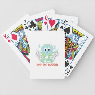 Deep Sea Hugger Playing Cards