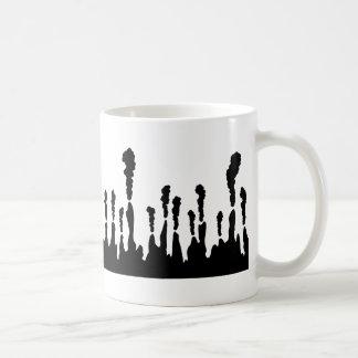 Deep-sea Hydrothermal vent Coffee Mug