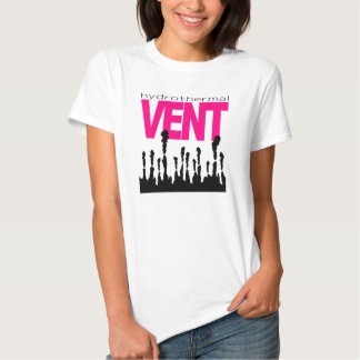 Deep-sea Hydrothermal vent Shirt