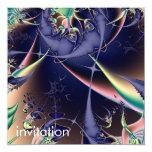 Deep Sea I · Fractal Art · Blue Announcements