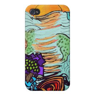 Deep sea Iphone 4/4s Case