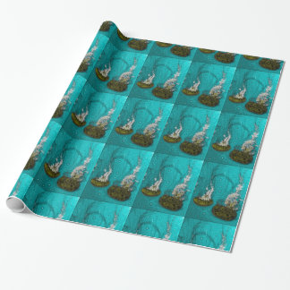 Deep Sea Jellies Gift Wrap