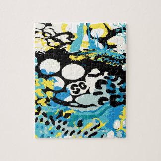 Deep Sea Leopard Jigsaw Puzzle