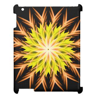 Deep Sea Life Form Mandala Cover For The iPad
